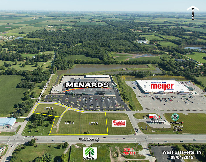 Menard Real Estate Property